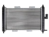 Радиатор охлаждения DAEWOO MATIZ M100 / M150 1998,1999,2000,2001,2002,2003,2004,2005,2006,2007,2008,2009,2010,2011,2012,2013,2014,2015