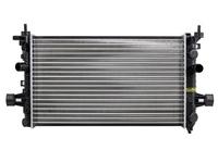 Радиатор охлаждения ROBOT OPEL ASTRA H A04 / L70 2004,2005,2006,2007,2008,2009,2010,2011,2012,2013,2014,2015