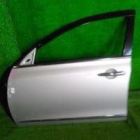 Дверь передняя левая серебро в сборе (вмятина на молдинге) NISSAN TEANA J32 2008,2009,2010,2011