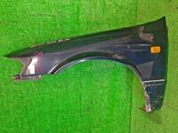Крыло переднее левое синее в сборе с молдингом, повторителем TOYOTA CAMRY XV20 1996-2001