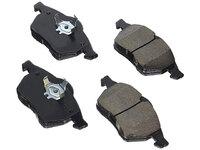 Колодки тормозные передние TOYOTA HARRIER / LEXUS RX XU30 2003-2013