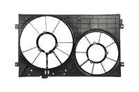 Диффузор радиатора охлаждения под 2 вентилятора VOLKSWAGEN CADDY IV SAB / SAJ / SAA / SAH 2015,2016,2017,2018,2019,2020