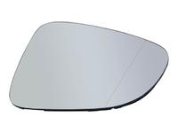 Стекло бокового зеркала левого VOLKSWAGEN SHARAN I 7M 1995,1996,1997,1998,1999,2000,2001,2002,2003,2004,2005,2006,2007,2008,2009,2010