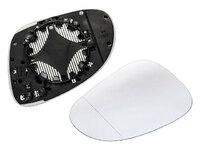 Стекло бокового зеркала правого с подогревом SKODA SUPERB I 3U 2001,2002,2003,2004,2005,2006,2007,2008