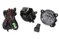 Фара противотуманная (ПТФ) левая+правая комплект с проводкой и кнопкой VOLKSWAGEN TRANSPORTER T5 2003,2004,2005,2006,2007,2008,2009