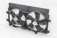 Диффузор радиатора охлаждения в сборе с моторами MITSUBISHI GALANT DJ 2003,2004,2005,2006,2007,2008