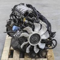 Двигатель (мотор) RB20E 026704B, со стартером, генератором, ГУР-ом и ГТД 1993 г. 71000 км. 2WD АКПП в сборе NISSAN LAUREL VII C34 1993,1994,1995,1996,1997
