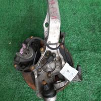 Кулак поворотный правый в сборе со ступицей, диск, суппорт 2WD NISSAN SKYLINE V35 2001,2002,2003,2004,2005,2006,2007
