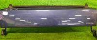 Крышка багажника нижняя часть синяя в сборе с петлями PEUGEOT 4007