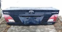 Крышка багажника синяя в сборе с фонарями LEXUS ES IV 300 MCV30 2001-2006
