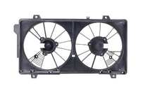 Диффузор вентилятора охлаждения радиатора MAZDA 3 BM 2013,2014,2015,2016,2017,2018,2019