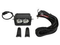 Фара LED-балка свето-диодная, однорядная, 2 лампы, с проводкой и кнопкой MITSUBISHI ECLIPSE IV DK 2005,2006,2007,2008,2009,2010,2011,2012