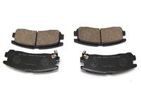 Колодки тормозные задние MITSUBISHI ECLIPSE IV DK 2005,2006,2007,2008,2009,2010,2011,2012