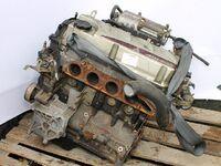Двигатель (мотор) 2.4 4G69 MIVEC с навесным JK3096 2003 г. 84000 км. 2WD АКПП в сборе (крышка декор лом) MITSUBISHI GALANT DJ 2003,2004,2005,2006,2007,2008
