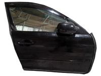 Дверь передняя правая черная в сборе MAZDA AXELA BK 2003,2004,2005,2006,2007,2008,2009