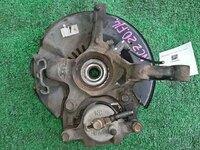 Кулак поворотный левый в сборе со ступицей, диск, суппорт 2WD TOYOTA RAUM Z20 2003,2004,2005,2006