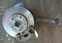Кулак поворотный левый в сборе со ступицей, диск, суппорт, 2WD TOYOTA BREVIS G10 2001-2007