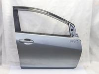 Дверь передняя правая серебро в сборе MAZDA DEMIO DE 2007,2008,2009,2010,2011,2012,2013,2014