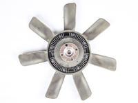 Крыльчатка вентилятора радиатора охлаждения с вискомуфтой МКПП TOYOTA DYNA VI U100 / U200 1995-2002