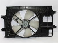 Диффузор вентилятора охлаждения радиатора MITSUBISHI COLT PLUS IV Z20 2004,2005,2006,2007,2008,2009,2010,2011,2012