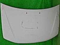 Капот белый в сборе с шумоизоляцией (тычки) MAZDA DEMIO DW 1997,1998,1999,2000,2001,2002,2003