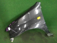 Крыло переднее левое черное TOYOTA PROBOX / SUCCEED XP 50 2002-2014