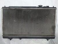 Радиатор охлаждения в сборе с диффузором, АКПП MAZDA PREMACY CP 1998,1999,2000,2001,2002,2003,2004,2005