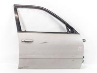 Дверь передняя правая серебро в сборе TOYOTA SPRINTER E110 1995-2000