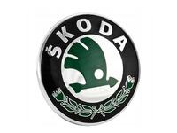 Эмблема решетки радиатора SKODA SUPERB I 3U 2001,2002,2003,2004,2005,2006,2007,2008