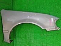 Крыло переднее правое серебро в сборе с молдингом TOYOTA SPRINTER E110 1995-2000