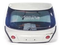 Крышка багажника серебро в сборе со стеклом, стеклоочиститель, спойлер, фонари TOYOTA ALTEZZA GITA XE10 1998-2005