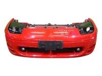 Ноускат красный бампер, радиатор, суппорт радиатора, фары, ПТФ, усилитель, диффузор MITSUBISHI FTO / GTO