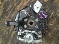 Кулак поворотный правый со ступицей, диск, суппорт MAZDA 3 BM 2013,2014,2015,2016,2017,2018,2019
