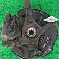 Кулак поворотный правый в сборе со ступицей, диск, суппорт 2WD TOYOTA PROBOX / SUCCEED XP 50 2002-2014