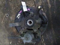 Кулак поворотный правый со ступицей, диск, суппорт NISSAN EXPERT