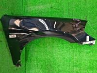 Крыло переднее правое темно-синее в сборе с кронштейном, повторителем NISSAN TEANA J31 2003,2004,2005