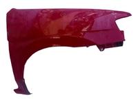 Крыло переднее правое красное MAZDA DEMIO DW 1997,1998,1999,2000,2001,2002,2003