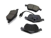 Колодки тормозные передние VOLKSWAGEN CADDY III 2K / 2C 2004,2005,2006,2007,2008,2009,2010