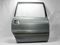 Дверь задняя правая серебро MITSUBISHI SPACE WAGON / CHARIOT GRANDIS SPACE WAGON / CHARIOT II 91-97 N44W 1991,1992,1993,1994,1995,1996,1997