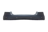Бампер задний с отв. под парктроник AUDI A8 D4 2013,2014,2015,2016,2017