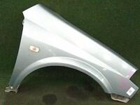 Крыло переднее правое бирюзовое с повторителем NISSAN PRIMERA III P12 2002,2003,2004,2005,2006,2007,2008