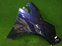 Крыло переднее правое синее MAZDA MPV LY 2006,2007,2008,2009,2010,2011,2012,2013,2014,2015,2016