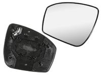Стекло бокового зеркала левого с подогревом NISSAN TIIDA C13 2015,2016,2017,2018