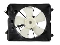 Диффузор радиатора охлаждения в сборе Уценка 30% (сломано крепление) HONDA JAZZ II GG / GP 2008,2009,2010,2011,2012,2013,2014