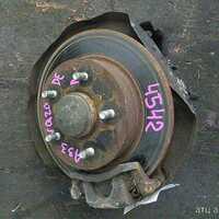Кулак поворотный правый в сборе со ступицей, диск, суппорт, 2WD NISSAN MAXIMA / CEFIRO MAXIMA V / CEFIRO A33 1999,2000,2001,2002,2003,2004,2005,2006