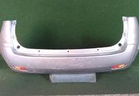 Бампер задний серый с катафотами (царапины) MITSUBISHI COLT PLUS IV Z20 2004,2005,2006,2007,2008,2009,2010,2011,2012