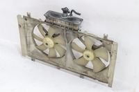 Диффузор вентилятора охлаждения радиатора в сборе с моторами и расширительным бачком MAZDA ATENZA GG 2002,2003,2004,2005,2006,2007