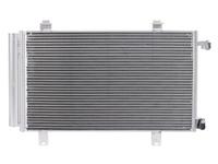 Радиатор кондиционера SUZUKI SX4 CLASSIC EY / GY 2006,2007,2008,2009,2010,2011,2012,2013,2014