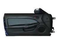 Дверь передняя левая синяя в сборе без зеркала TOYOTA COROLLA LEVIN E110 1995-2000