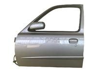 Дверь передняя левая серая в сборе без зеркала NISSAN MICRA / MARCH MICRA II / MARCH II K11 1992,1993,1994,1995,1996,1997,1998,1999,2000,2001,2002